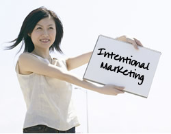 Intentional Marketing - ItGÇÖs Easy, Fun & Lucrative