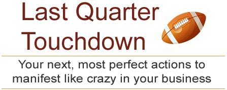 Last Quarter Touchdown