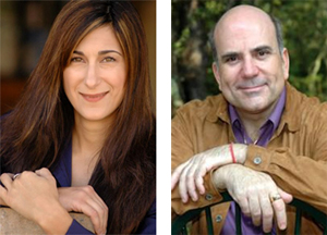 Jeanna Gabellini and Joe Vitale