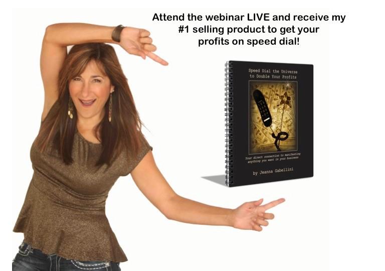 Unlock your Profit Code & Image Webinar