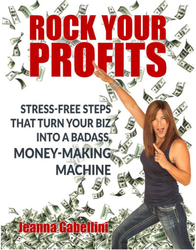 Rock Your Profits Book