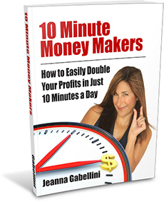 10 Minute Money Makers