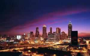 Attractive-city-Atlanta-Georgia-United-States
