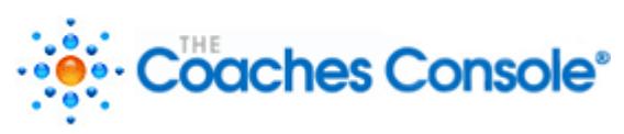 coaches-console